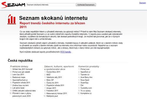 Skokani - Screenshot