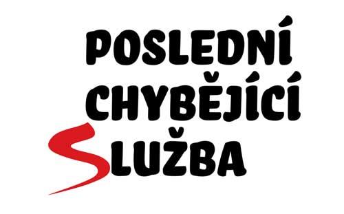 Poslední chybějící služba - logo