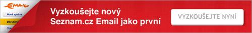 Vyzkoušejte nový E-mail