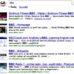 """Hľadanie """"bbc"""""""