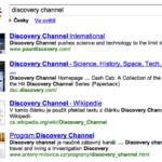 """Hľadanie """"discovery channel"""""""