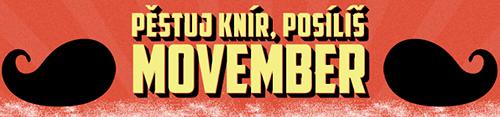 Seznam.cz Movember