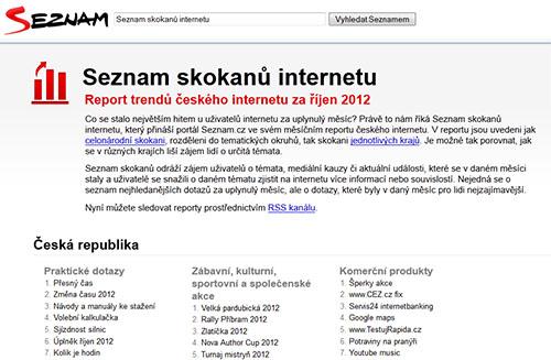 Skokani - říjen 2012
