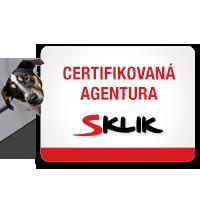 Certifikovaná agentura Sklik