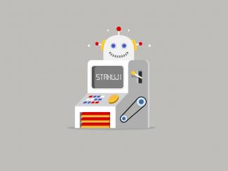 Zpřesnění plánování návštěv robota na webových stránkách