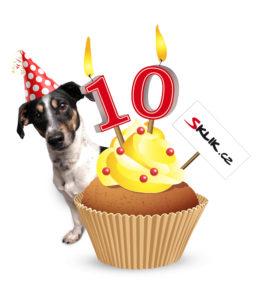 Krasty slaví s námi. Oslavte ho i vy! #10letskliku