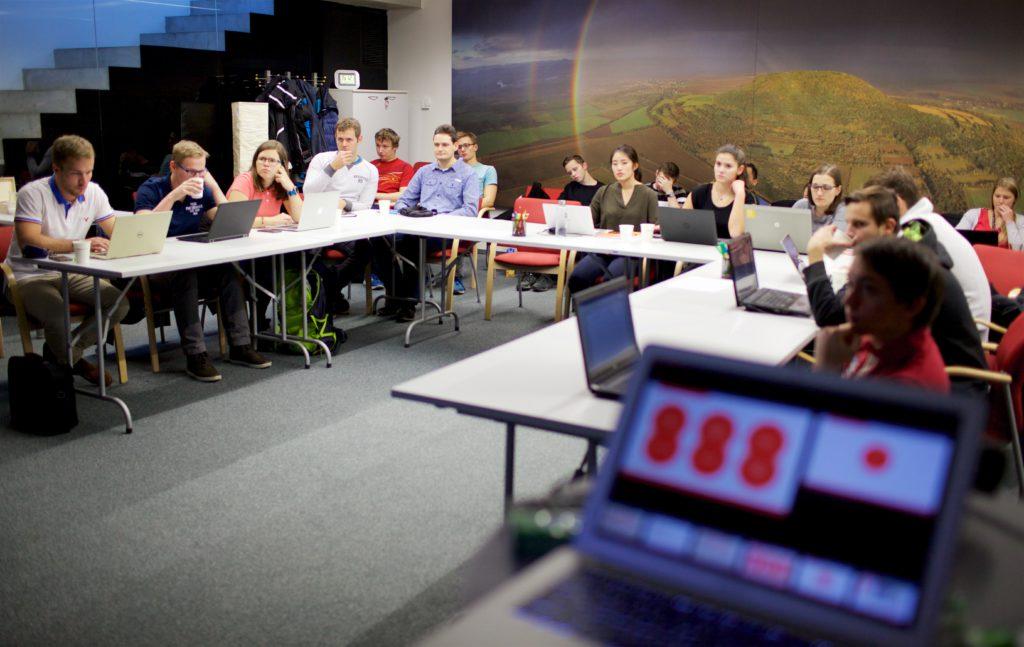 optimalizační workshop