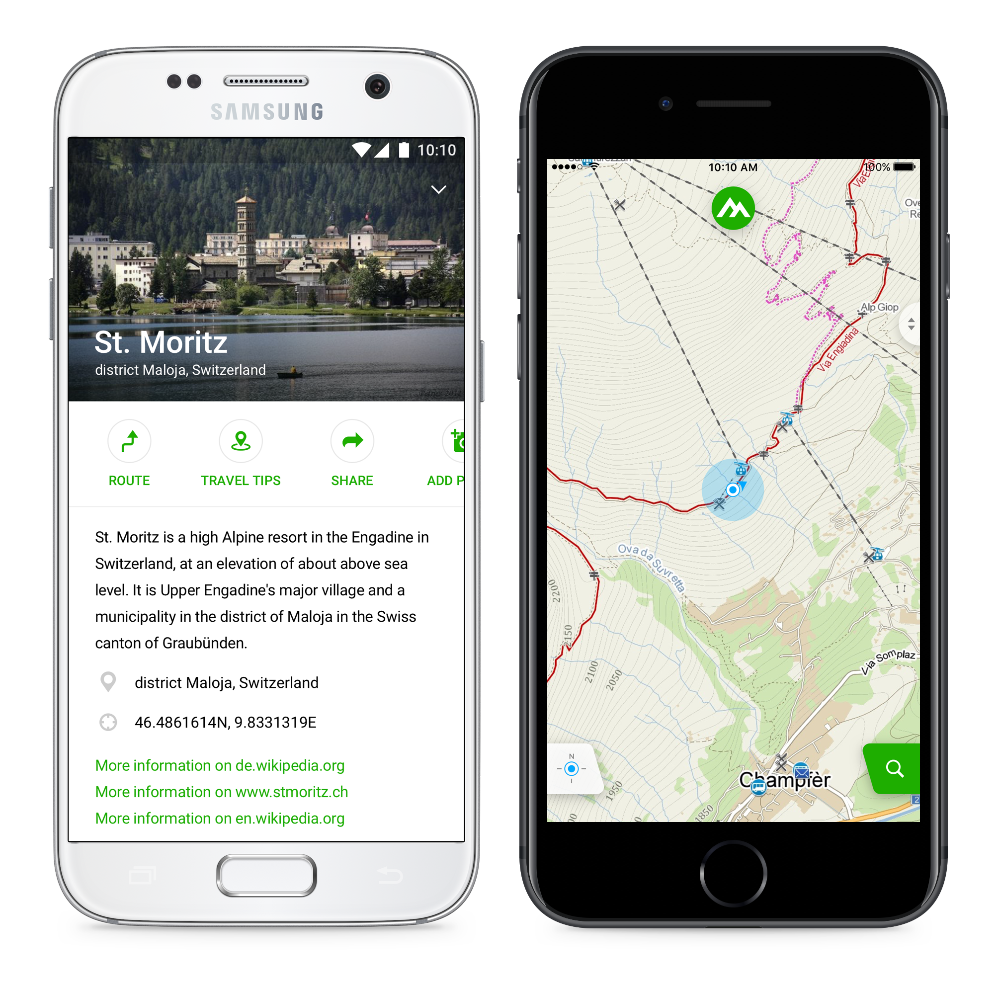 Windy Maps Introduces the Most Detailed Offline Tourist Maps for
