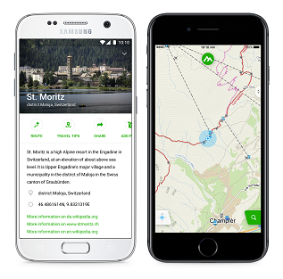 Windy Maps Introduces the Most Detailed Offline Tourist Maps