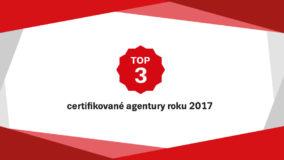 Certifikované agentury