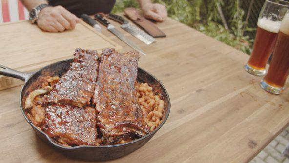 Léto na Streamu: To pravé barbecue podle Kraiga Casebiera